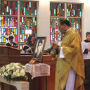 Taft parish prays for canonization of Blessed Jose Sanchez Del Rio