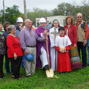 New Mission Hall Ground Breaking in Concepción