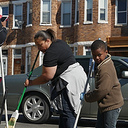 Catholics join efforts to heal, clean up, move forward in Baltimore after riots