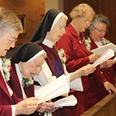 Five sisters celebrate over 300 years of service to the Church