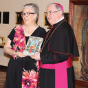 Diocese recognizes parishioners living the 'Joy of the Gospel'