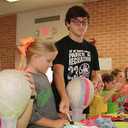 IWA Art from the Heart Camp brings out the Picasso in students