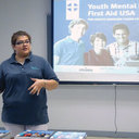 Mental Health First Aid trains educators, parents to help youth