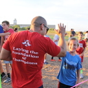 Angel Mile Run promotes healthy start to school year