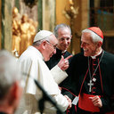Be shepherds concerned only for God and others, pope tells U.S. bishops