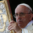 Pope canonizes Junipero Serra, says faith is alive only when shared
