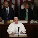 Capitol address: Scenes from pope's speech to Congress