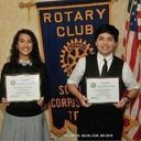 Southside Rotary recognizes JP II seniors