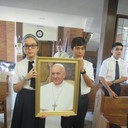 Bishop Garriga School following pope's visit in classrooms