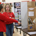 Students showcase research at history fair