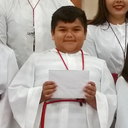 Altar Servers recognized at Our Lady of Guadalupe Mission in Edroy