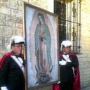 Procession, Mass and Las Mañanitas in honor of Our Lady of Guadalupe