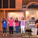 Angrisano leads Our Lady of Mount Carmel parish mission