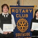 Rotary Club honors St. John Paul II students of the month