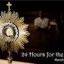 24 Hours for the Lord underway at Corpus Christi Cathedral