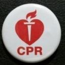 High school students learn CPR