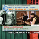 Cathedral Concert Series presents 'Celtic Meets Classical'