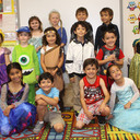 Elementary students celebrate  <br />&apos;Week of the Young Child&apos;