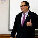Congressman Farenthold meets with students