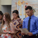 St. John Paul II High School inducts new NHS members