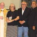 Bishop recognizes those who exemplify the Joy of the Gospel