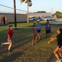 Sports night invites youth to exercise, prayer, community