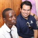 Seminarian James Hernandez visits Kenya on goodwill trip