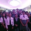 St. John Paul II students help at Celebration for Life banquet