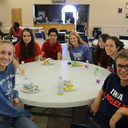 Students reflect on presence of God at retreats