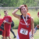 IWA takes first place at TAPPS District Cross Country Meet