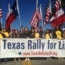 Local pro-life marchers  <br />join rally at state Capitol