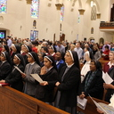 Jubilarians recognized  <br />during the 2017 World Day  <br />for Consecrated Life