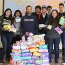 Students host a 'Diaper and Wipes Drive'