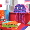 Students created Piñata Math Project