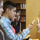 Spanish National Honor Society welcomes inductees