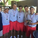 Boys Golf Team places at TAPPS District Tournament