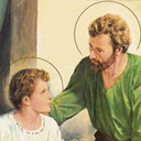 St. Joseph the Worker  <br />and the Prayer of the Tools