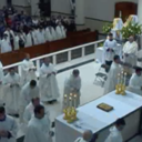 Chrism Mass opens  <br />Holy Week celebrations
