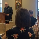 Father Martin speaks of 'God's love' at staff day of reflection