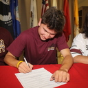 Senior Signs Letter of Intent for University Cross Country Team