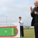 St. John Paul II track and field will get new look, new name