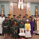 Graduates recognized, awarded scholarships at Sacred Heart