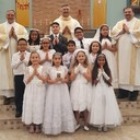 First Communion Mass held at Sacred Heart in Rockport