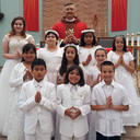 Ten receive sacraments at Rockport's Sacred Heart