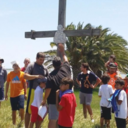 Schoenstatt Boys Walk, offers sacrifices, prayers and petitions