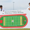 New athletic field provides schools with additional draw