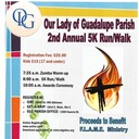 Alice parish will host 5k run