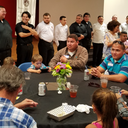 Serra Club hosts dinner for seminarians