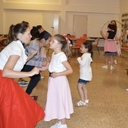 St. Patrick School promotes fun at Sock Hop