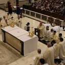 Diocese welcomes three new deacons